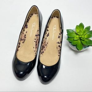 CL by Chinese Laundry NERINA black heels pumps 7M